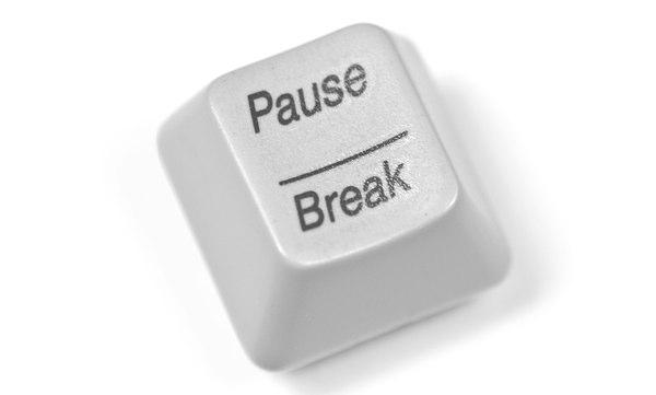 Pause Button Key