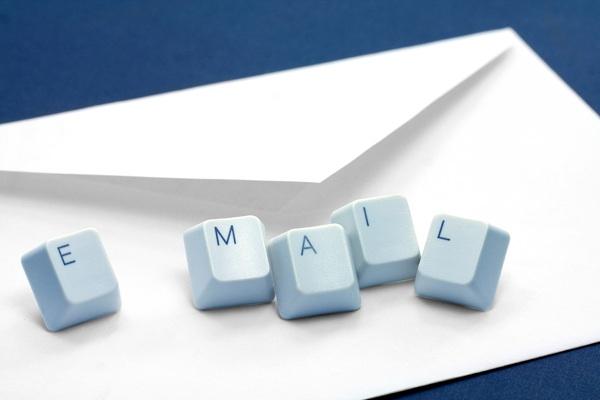 Email Backwards