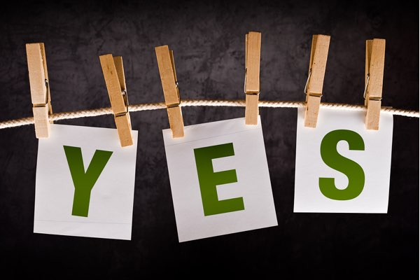 Before Saying Yes
