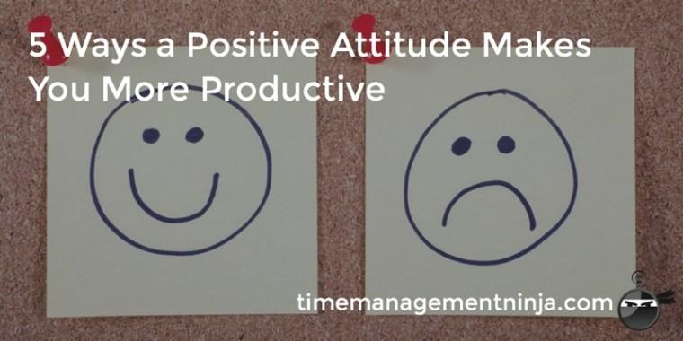 Positive attitude affects work environment kansas