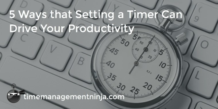 5 Ways Setting a Timer
