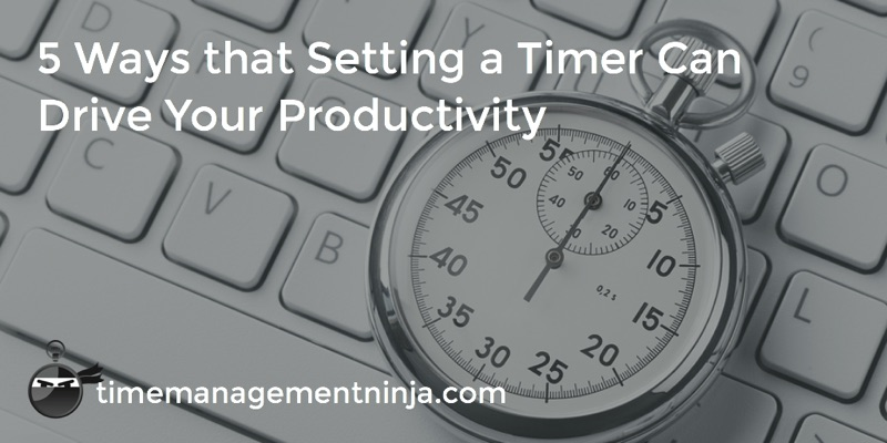 5 Ways Setting a Timer