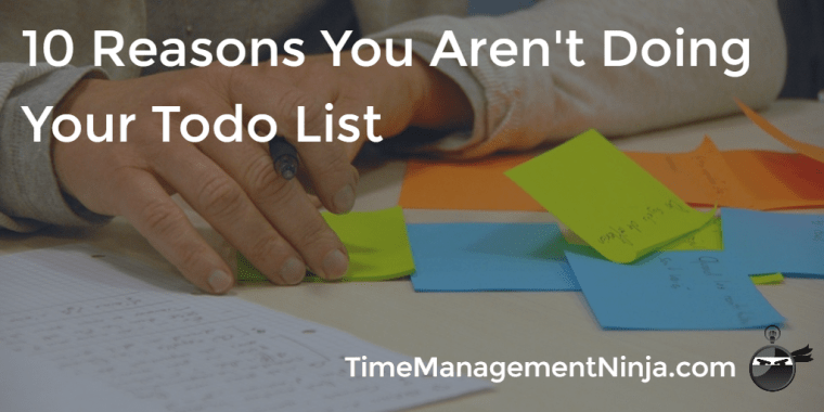 You Aren't Doing Your Todo List