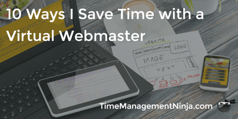Save Time with Virtual Webmaster