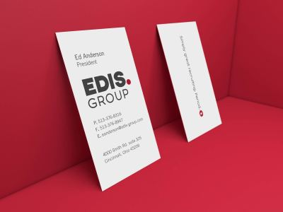EDIS Business Cards 2-Sided