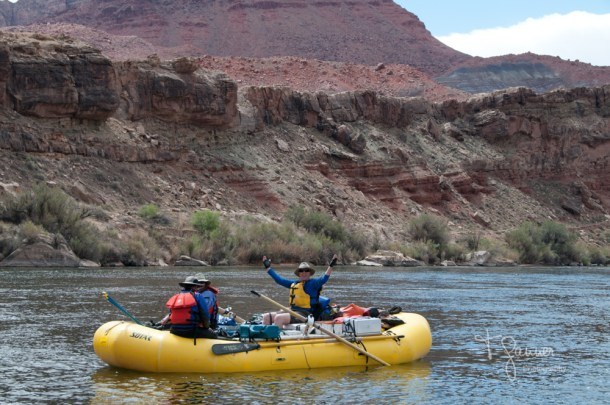 Grand Canyon, Colorado River, rafting, Lee's Ferry