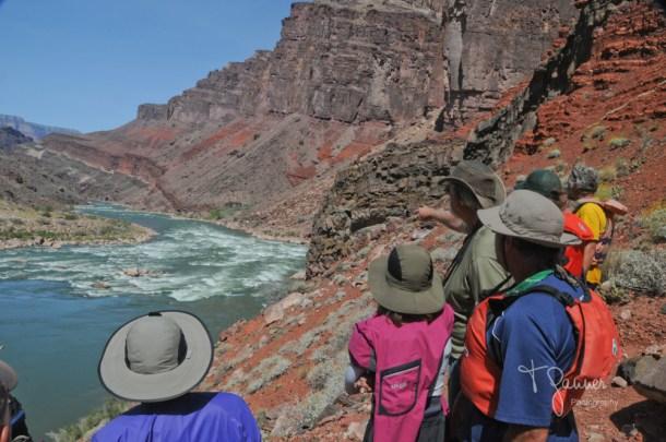 Grand Canyon, Colorado River, rafting, Hance Rapids