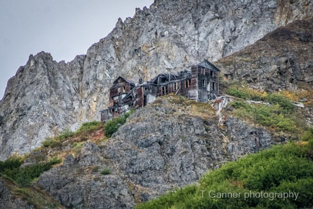 Kennecott, McCarthy, Wrangell St Elias, Root Glacier, glacier, nature photography, travel photography, Stairway Icefall, Erie Mine