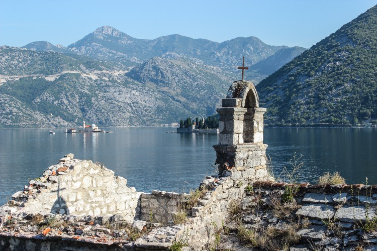 Bay of Kotor, Montenegro