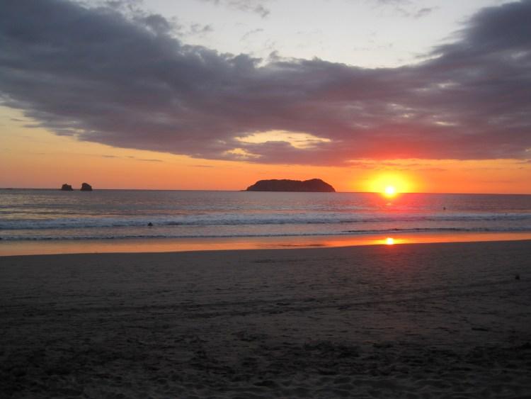 Costa Rica sunsets