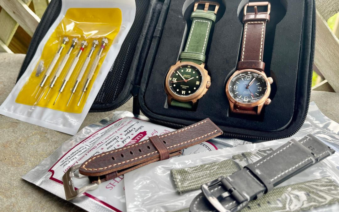Mystery Watch Clubs by Timepiece Monthly