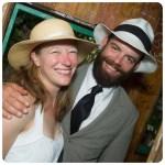 Amanda Broz and Matt Ounsworth