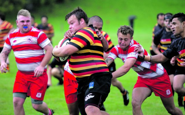 Carterton up for challenge