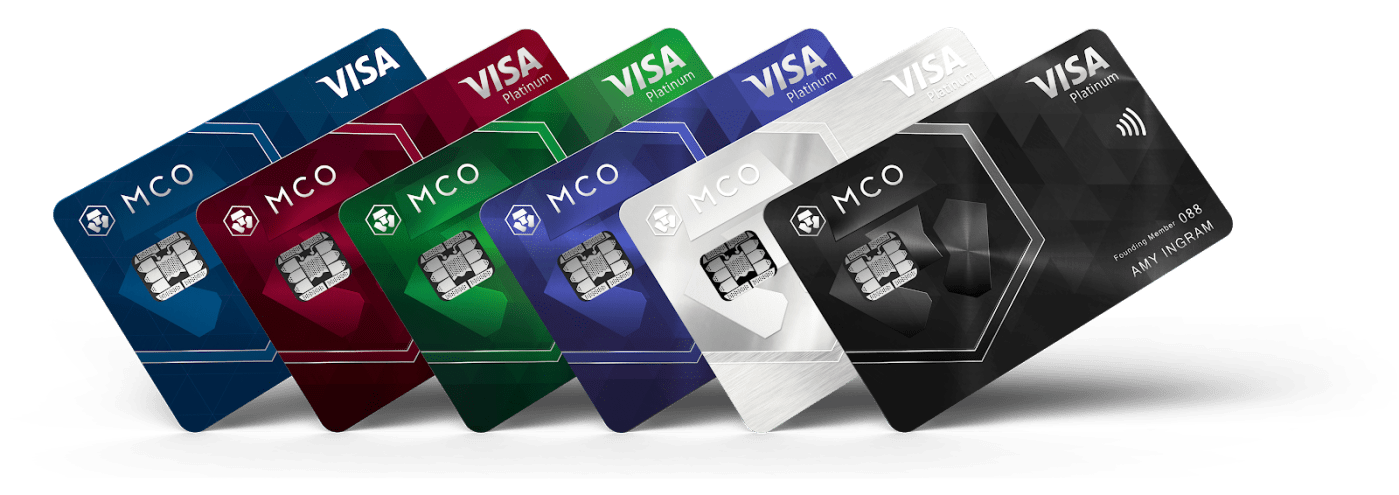 Asia's first cryptocurrency VISA debit card