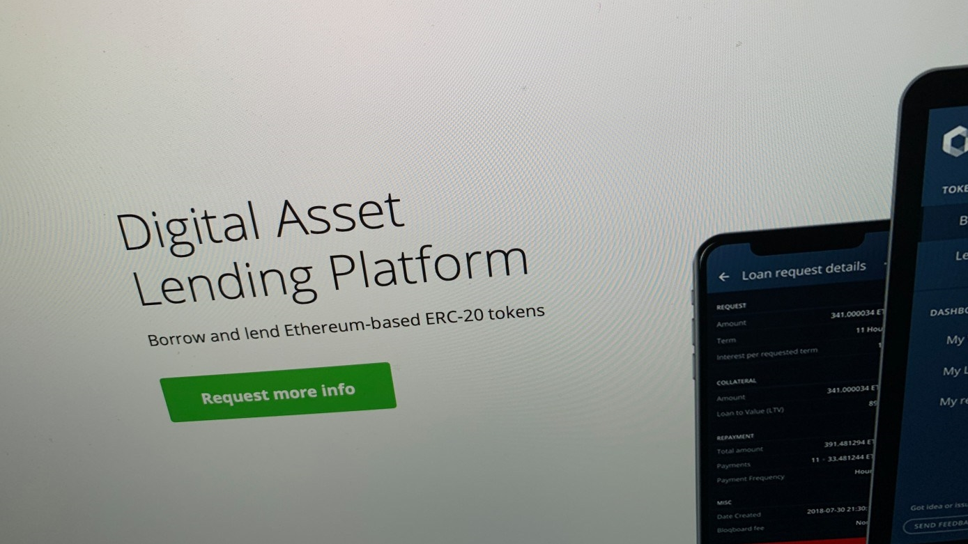 Bloqboard lets you lend others your hard-earned crypto