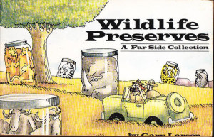 Yummy yummy wildlife preserves!