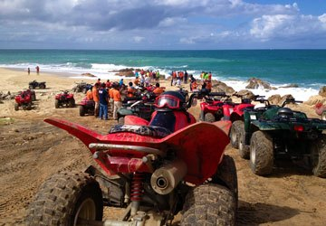 Have Fun with ATV Tours in Cabo