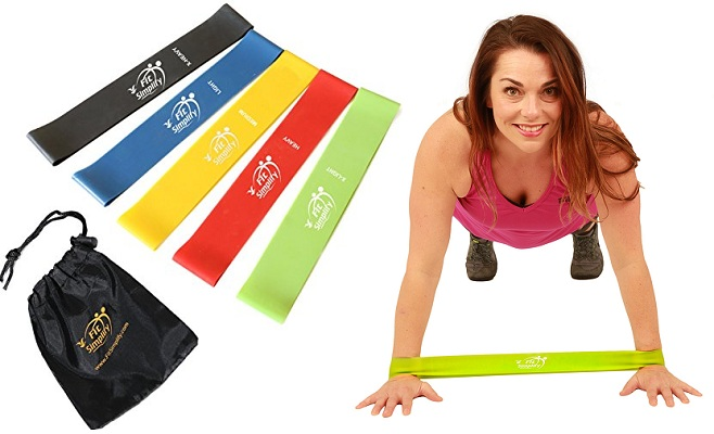 Resistance Loop bands - Fitness Accessories