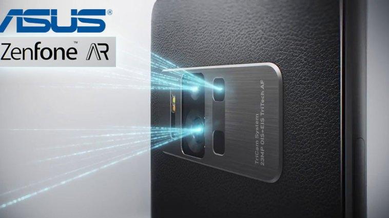 Asus Zenfone AR CES 2017
