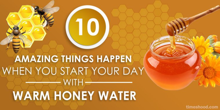10 Things Happen When You Started Drinking Warm Honey Water Every Morning. Warm Honey Water Benefits