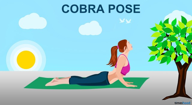 Cobra Pose - Yoga for Back Pain