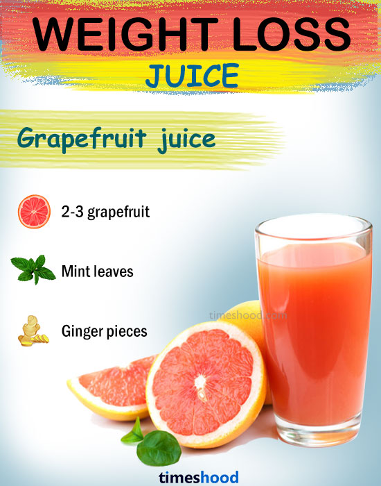 Is Drinking Grapefruit Juice Good For Weight Loss