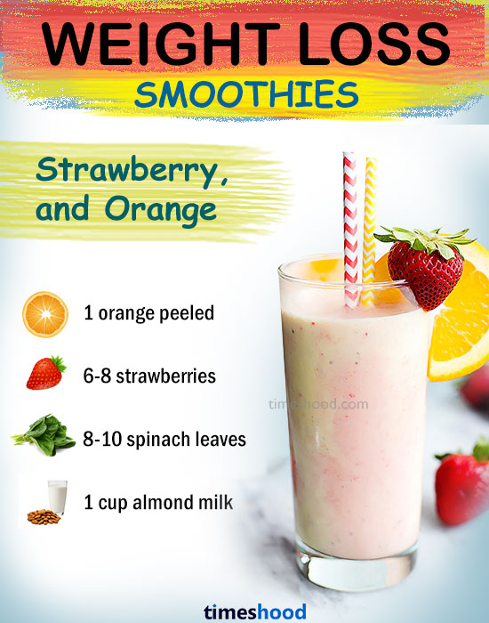 Strawberry and weight loss