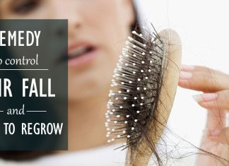Hair Fall Control Remedy: This remedy will stop your hair fall immediately