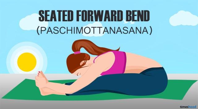 Paschimottanasana: Seated Forward Bend