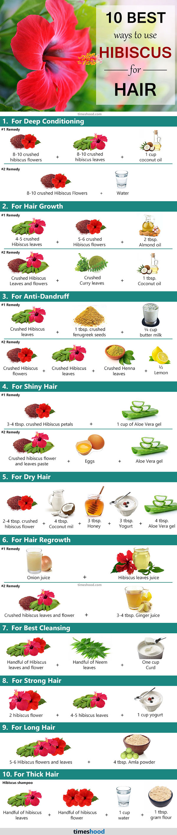 10 Best hibiscus hair mask for all hair type. DIY Hibiscus hair mask for soft, shiny and beautiful hair. How to use hibiscus for hair. Tips to grow hair remedy at home. DIY Remedy for long thick and shiny hair.
