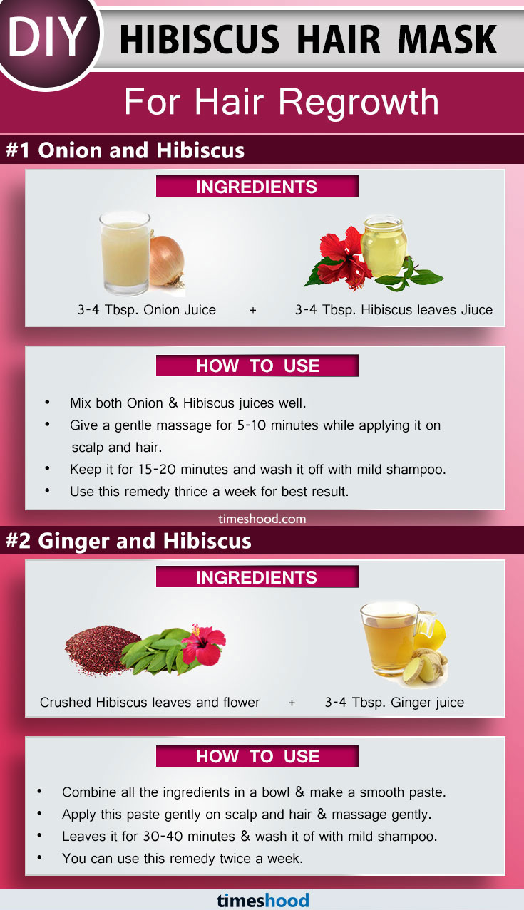 10 Diy Hibiscus Hair Mask How To Use Hibiscus For All Hair Problem