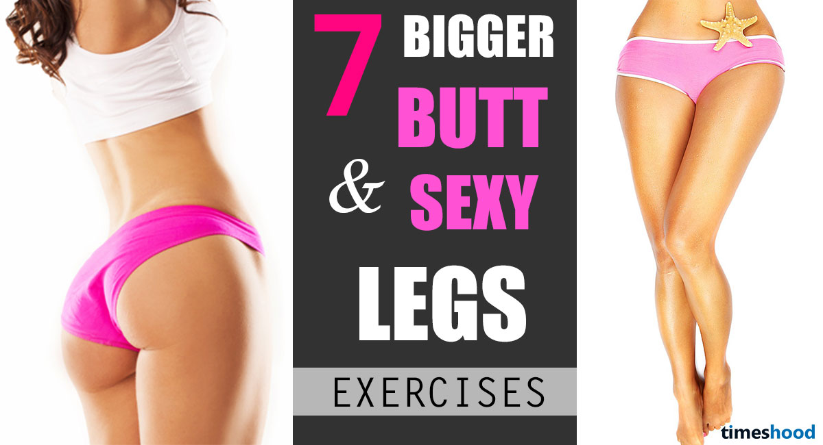 10 Minute Workout Plan For Bigger Butt And Sexy Legs