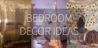 bedroom decoration ideas, Christmas decor ideas, home decor ideas, decorate your home on Christmas.