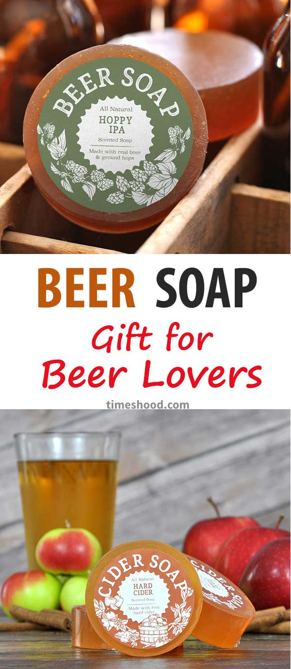 Beer Soap Gift Ideas for Special Day. Awesome gift for beer lover. Gift Ideas for Dad, Boyfriend, Boss, Friends. Gift items for special days. Christmas gift ideas, Gift for Thanksgiving.