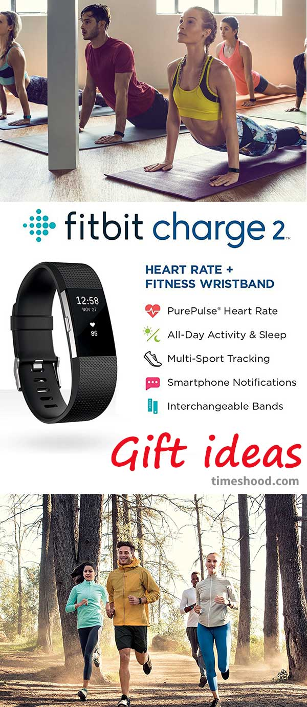 Gift ideas Men who participate in fitness and outdoor activities. Cool fitness gadget gift ideas.