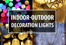 Check out the list of Best indoor-outdoor decoration lights you can buy on amazon. Christmas, New Year, and other festival celebration lights.