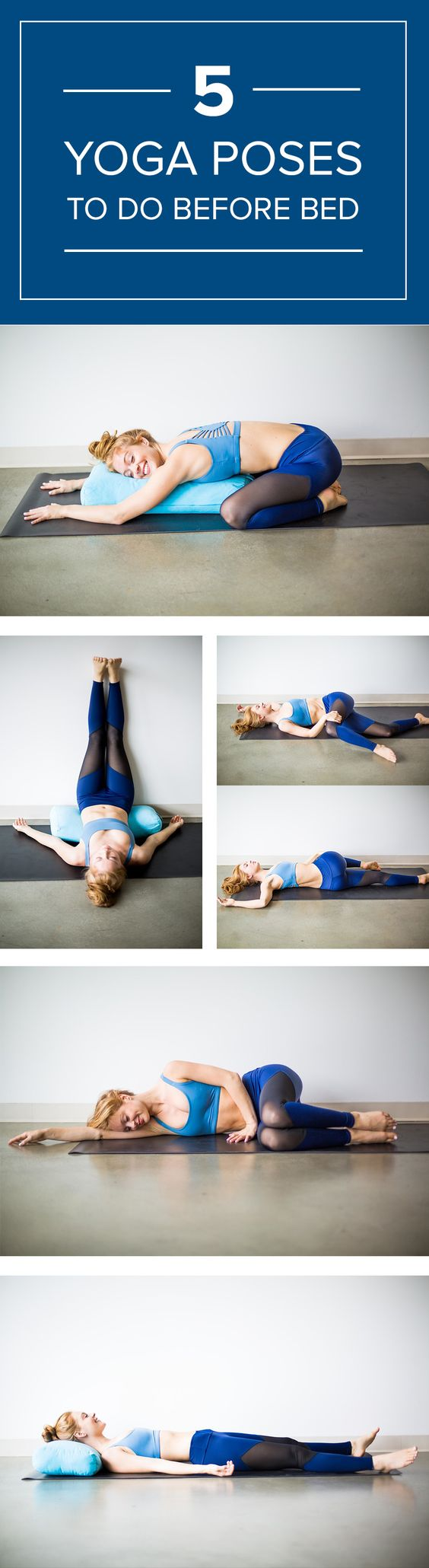 Try Yoga Before Bed For Good Quality Sleep. These Easy Yoga Will Help You To