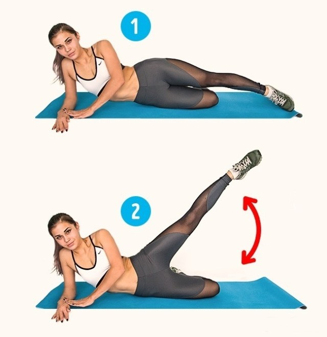 Want to get rid of cellulite? Try these 6 exercise to reduce cellulite problem. beat hips and thighs workouts. Get bigger butt and slim thighs by these 6 exercise. 2 weeks challenge to get rid of cellulite.