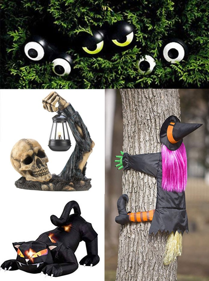 Best reviewed amazon Halloween decorations you must have this year to spook your party. These creepy and cute Halloween decorations are best to haunt your guest.
