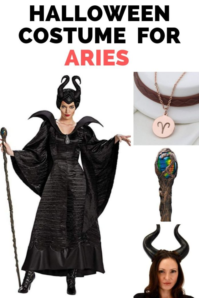 Authentic, fun, and black hot! Hey ARIES! Get ready in this maleficent costumes best for your zodiac sign. Get 12 more Halloween costume ideas for your zodiac sign.