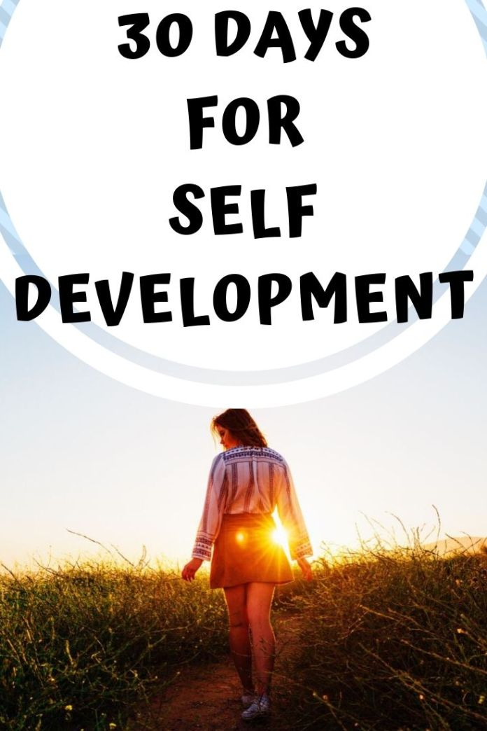 Need fresh ideas for your self-development plan? Take this 30-day challenge for self-improvements to get a stunning and inspiring personality. Simple habits, easy tricks and tips to start a new life