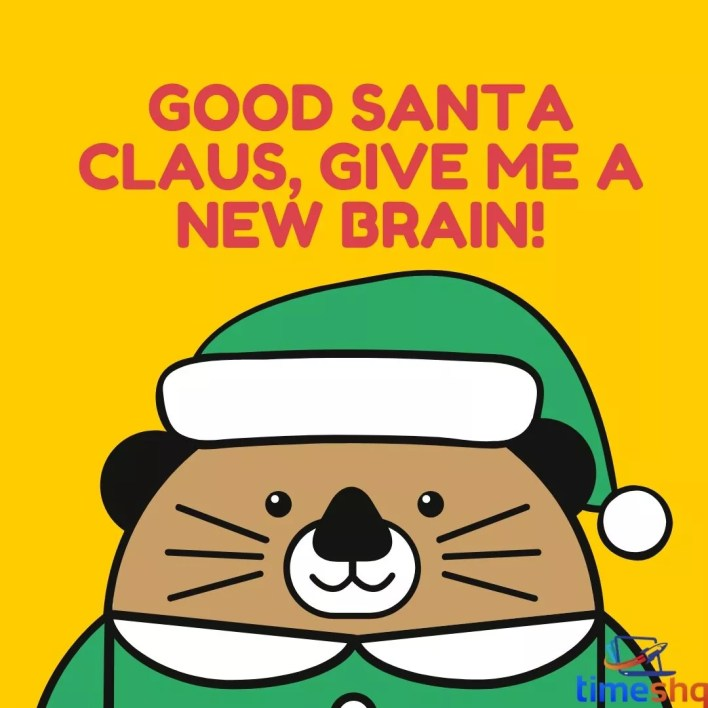 Christmas Wishes Quotes about Santa Claus