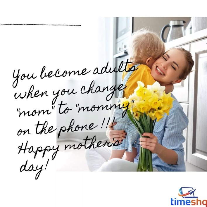 Happy Mothers Day Status using