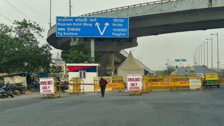 Delhi lockdown extended by weekly.