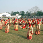 2nd Assam State Games inaugural ceremony
