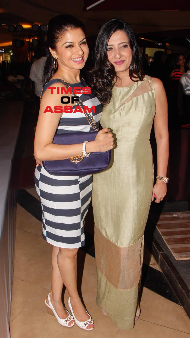Actress Bhagyashree