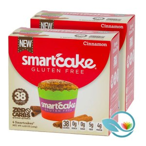 Smartcake Gluten Free Snack Cakes