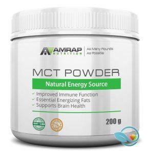 AMRAP Nutrition MCT Powder
