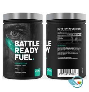 Battle Ready Fuel Supergreens