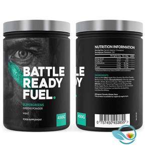 Battle Ready Fuel Supergreens